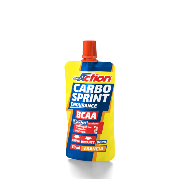 Carbo Sprint BCAA arancia
