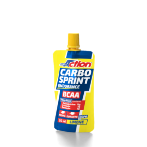 CARBO SPRINT® BCAA 50ml Gusto limone