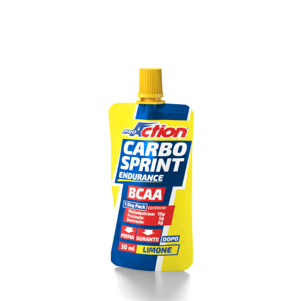 Carbo Sprint BCAA limone