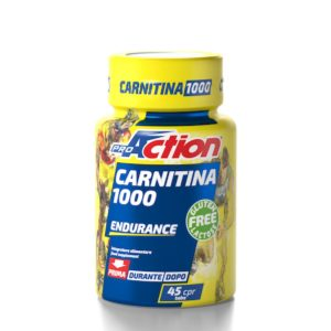 CARNITINA 1000 TABLETS 45cpr